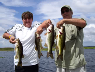 East Lake Toho Bass Fishing