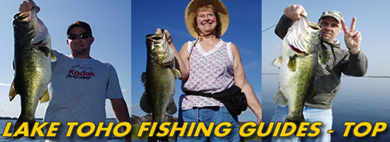 Lake toho guides the ultimate orlando fishing experience for Lake toho fishing guides