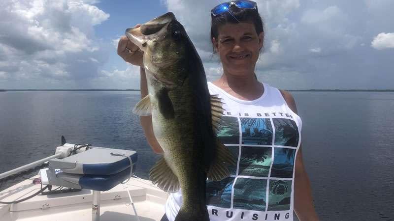 Kissimmee Big Bass Trips