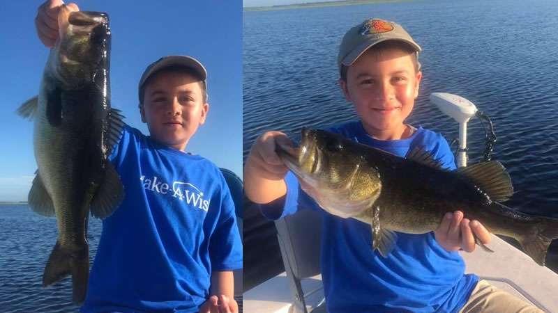 Make A Wish Fishing Adventure